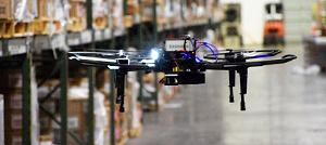 Almacenes de EEUU robotizados