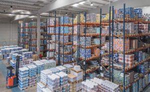 Otros cambios en la infraestructura de almacenaje