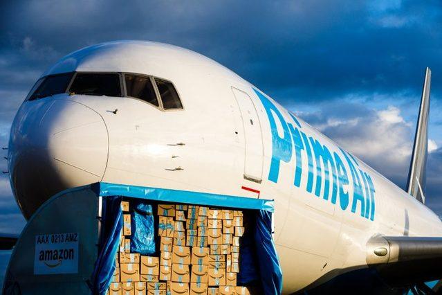 aviones de carga Amazon