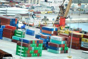 Desafíosde la cadena de logística de contenedores