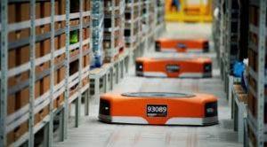 robots de Amazon