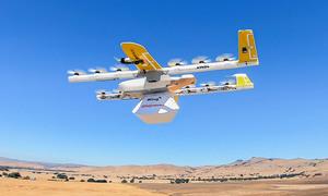 entregas a través de drones