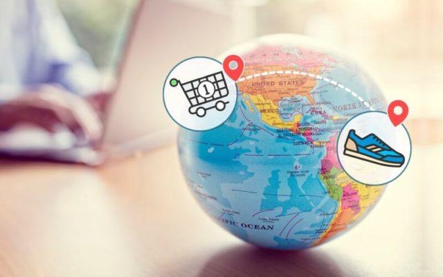 Comercio electrónico internacional
