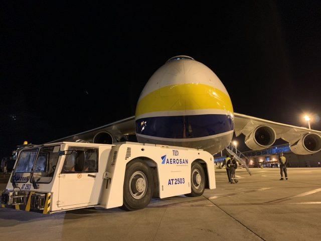 SAAM cierra acuerdo para adquirir totalidad de Aerosan