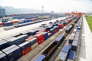 corredor de comercio internacional