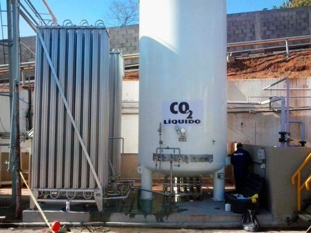 almacenaje de carbono