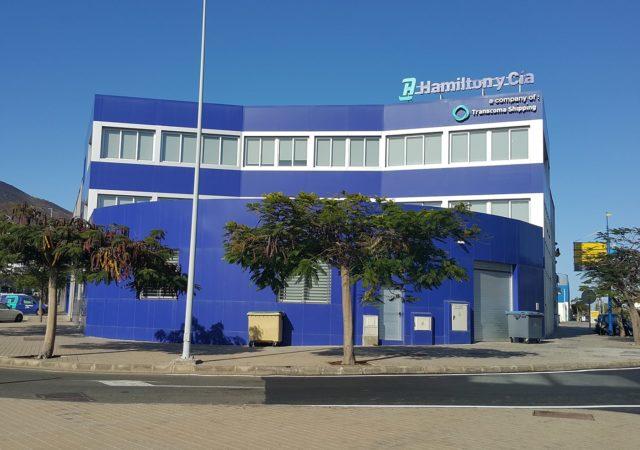 Hamilton y Cia