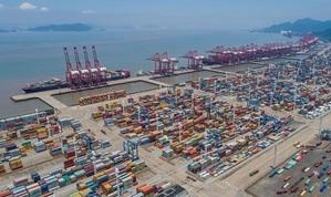 Puertos de China