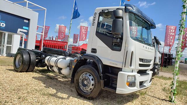 camiones a GNC