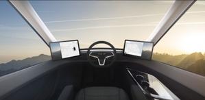 camiones eléctricos Tesla Semi