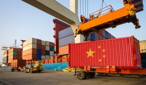 comercio exterior de China