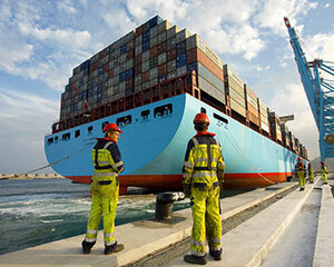 fletes marítimos a largo plazo