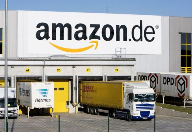 Almacenaje de Amazon
