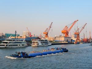 Puerto de Huangpu