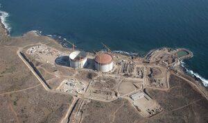 terminal de exportación de gas natural licuado