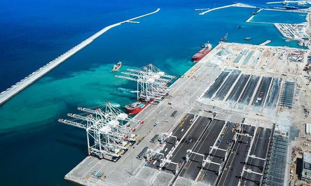 Puerto Tanger Med