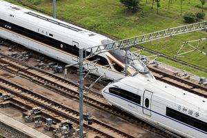 línea ferroviaria de alta velocidad