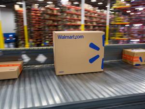 Robots de Walmart