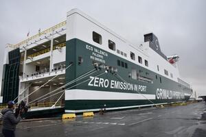 buque Ro-Ro híbrido