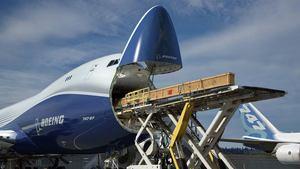plataforma tecnológica para la carga aérea