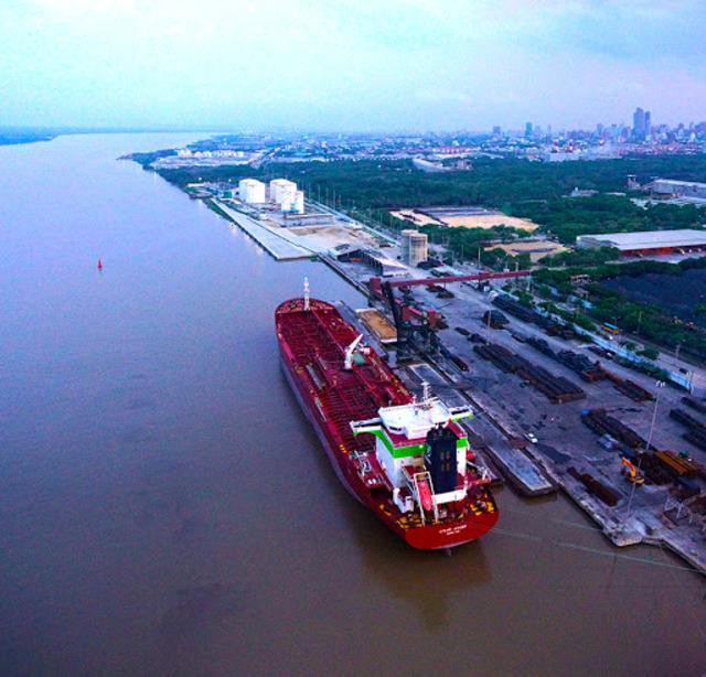 Compas invertirá 30 millones de dólares en terminal portuario de Barranquilla