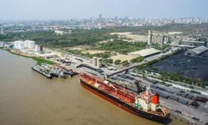 terminal portuario de Barranquillas
