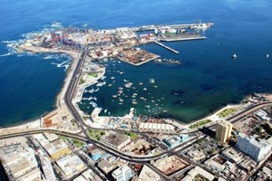 puertos de Tarapacá