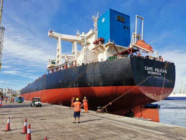 buque Capesize