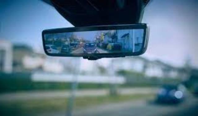 espejo retrovisor inteligente