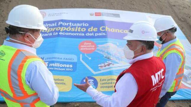 Chancay se quiere convertir en el nuevo Hub regional al tener 890 hectáreas