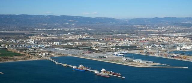 puertos secos