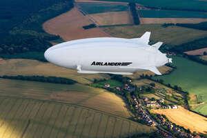 uso de dirigibles
