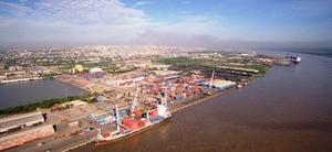 Acceso al Puerto de Barranquilla